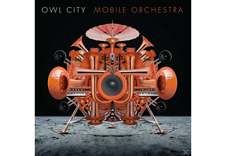 Owl City - Mobile Orchestra - (CD)