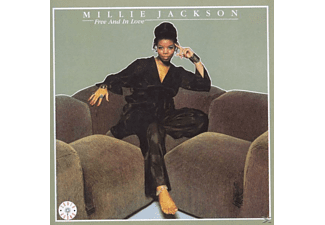 Millie Jackson - Free And In Love - (CD)