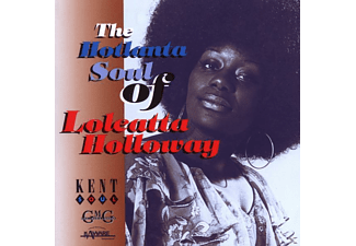 Loleatta Holloway - The Hotlanta Soul of Loleatta Holloway [CD]