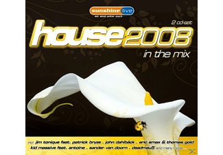 VARIOUS - House 2008-In The Mix [CD]