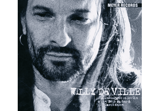 Willy Deville - Unplugged In Berlin - (CD)