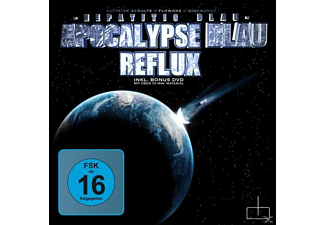 Hepatitis Blau - Apocalypse Blau Reflux [CD + DVD Video]