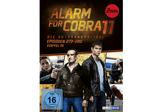 Alarm für Cobra 11 - Staffel 35 - Episoden 273-278 [DVD]