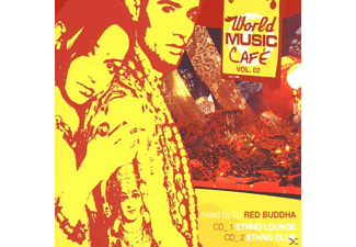 VARIOUS - World Music Cafe Vol.2 - (CD)