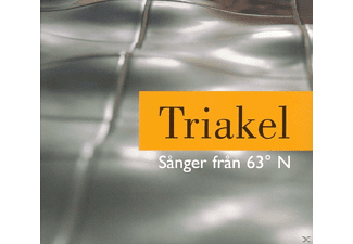 Triakel - Songs From Latitude 63 North/Sanger fran 63 grad N - (CD)