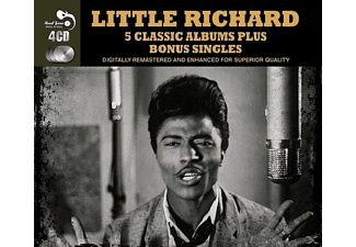 Little Richard - 5 Classic Albums Plus Bonus - (CD)