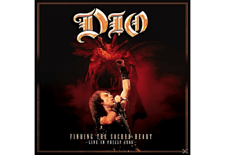 Dio - Finding The Sacred Heart-Live In Philly 1986 [Vinyl]