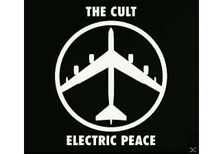 The Cult - Electric Peace - (Vinyl)