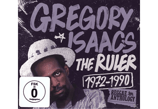 Gregory Isaacs - The Ruler (1972-1990)-Reggae Anthology - (CD)