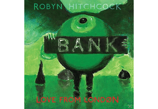 Robyn Hitchcock - Love From London - (Vinyl)