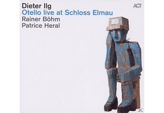 Dieter Ilg - Otello Live At Schloss Elmau - (CD)