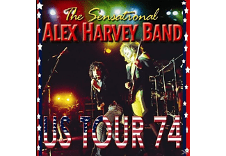 Alex Band Harvey - Us Tour 74 - Dallas - Vol I - (CD)