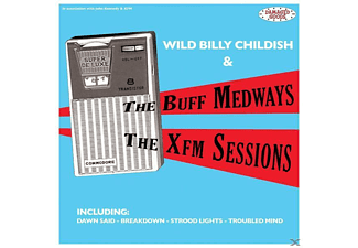 The Buff Medways - The XFM Sessions - (Vinyl)