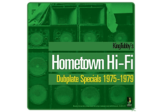 King Tubby - Hometown Hi-Fi/Dubplate Specials 1975-1979 - (CD)