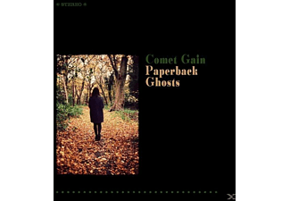 Comet Gain - Paperback Ghosts - (Vinyl)