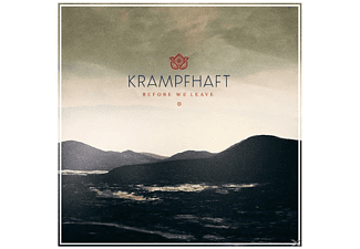 Krampfhaft - Before We Leave - (Vinyl)