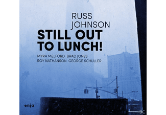 Russ Johnson - Still Out To Lunch ! [CD]