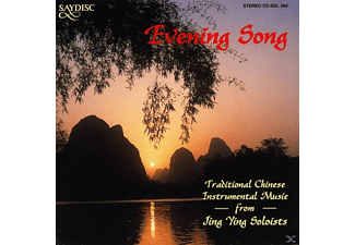 Jing Ying Soloists - Evening Song-Traditional Chines - (CD)