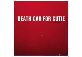 Death Cab For Cutie - The Stability Ep - (CD)