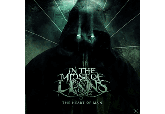 In The Midst Of Lions - Heart Of Man - (CD)