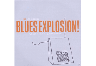 The Jon Spencer Blues Explosion - Orange & Xperimental Remixes (Remastered & Expande - (CD)