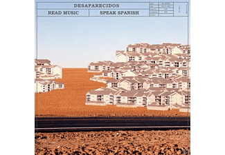 Desaparecidos - Read Music-Speak Spanish - (Vinyl)