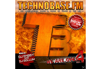 VARIOUS - Technobase.Fm Clubinvasion Vol.4 - (CD)