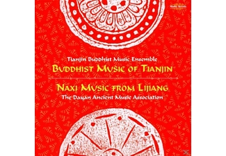 Tianjin Buddhist Music Ensemble & Dayan Ancient Music Associ, Tianjinbuddhistmusicens/Dayanancientmusicass. - Buddhist Music Of Tianjin - (CD)