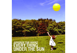 Jukebox The Ghost - Everything Under The Sun [CD]