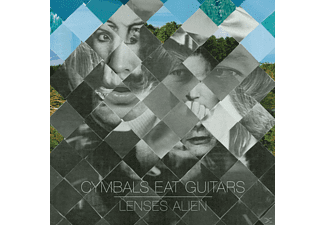 Cymbals Eat Guitars - Lenses Alien - (CD)