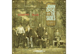 John & The Sadies Doe - Country Club - (Vinyl)