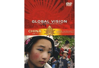 - Global Vision China Vol.1 [DVD]