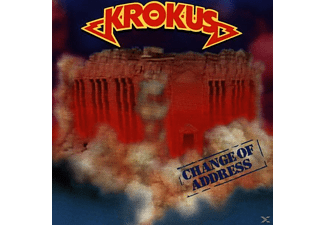 Krokus - Change Of Address - (CD)