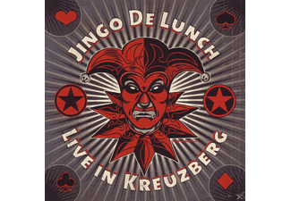 Jingo De Lunch - Live in Kreuzberg - (Vinyl)