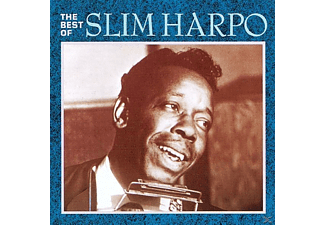 Slim Harpo - Best Of - (CD)