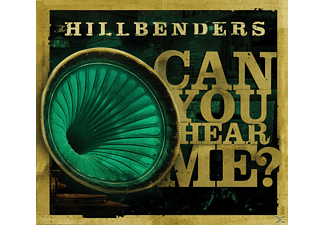 The Hillbenders - CAN YOU HEAR ME? - (CD)