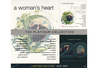 VARIOUS - A Woman's Heart/The Platinum Collection - (CD)