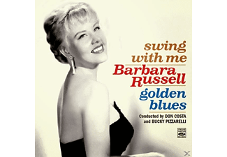 Barbara Russell - Swing With Me/Golden Blues+Bonus Tracks [CD]