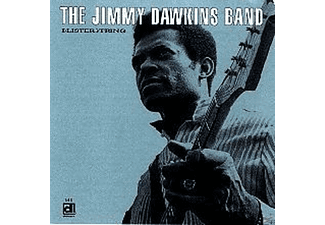 The Jimmy Dawkins Band - Blisterstring - (CD)