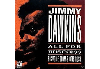 Jimmy Dawkins - All For Business - (CD)