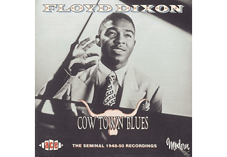 Floyd Dixon - Cow Town Blues - (CD)