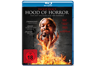 Hood of Horror [Blu-ray]