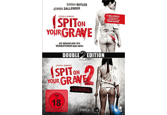 I spit on your grave 1 & 2 - (DVD)