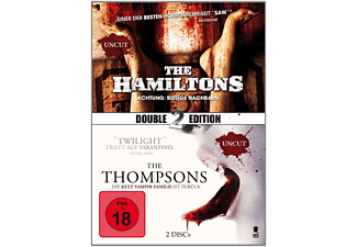 The Hamiltons & The Thompsons - (DVD)