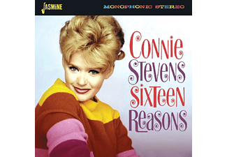 Connie Stevens - 16 Reasons [CD]