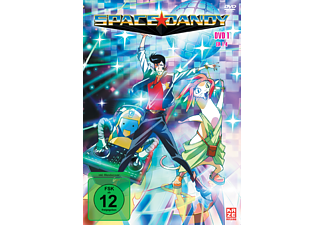 Space Dandy - Vol. 1 - (DVD)