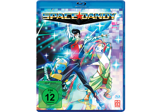 Space Dandy - Episoden 1 - 4 [Blu-ray]
