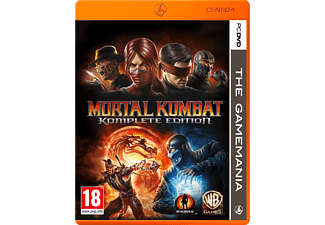 Mortal Kombat 9: Komplete Edition - The Gamemania (PC)