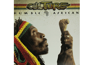 Culture - Humble African [Vinyl Lp] - (5 Zoll Single CD (2-Track))