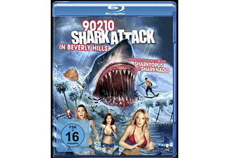 90210 Shark Attack! - (Blu-ray)